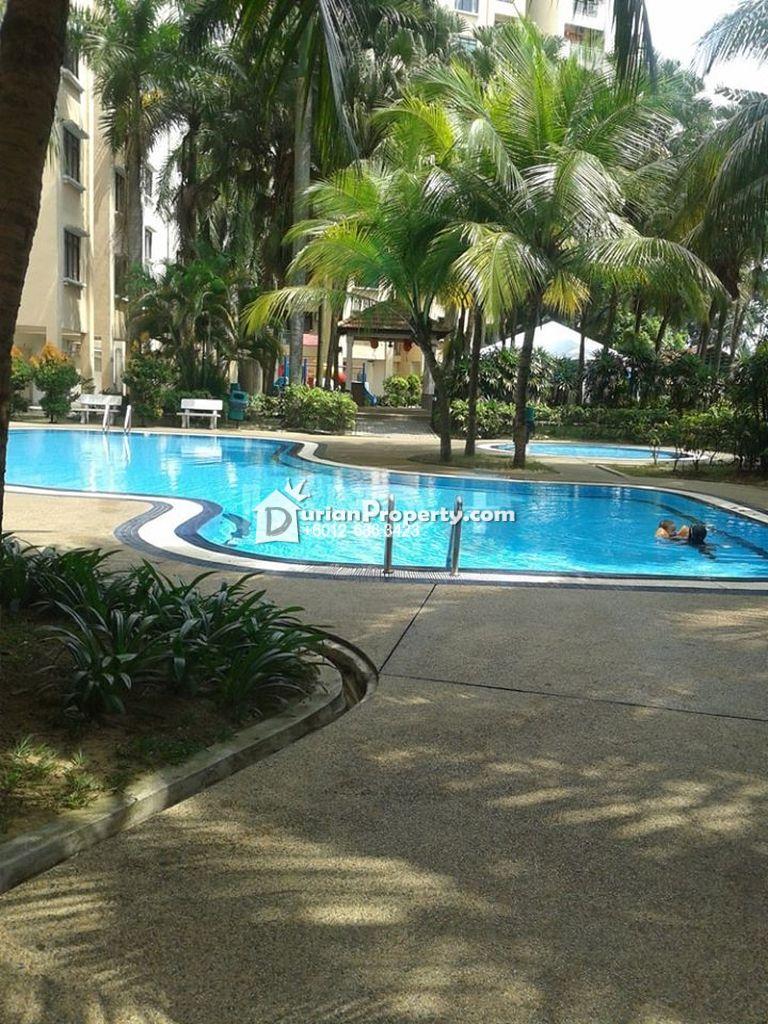 Condo For Sale at Pelangi Condominium, Sentul