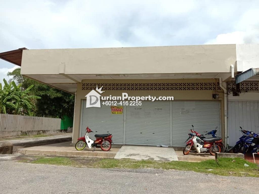 Shop Office For Sale at Taman Cahaya, Sungai Petani