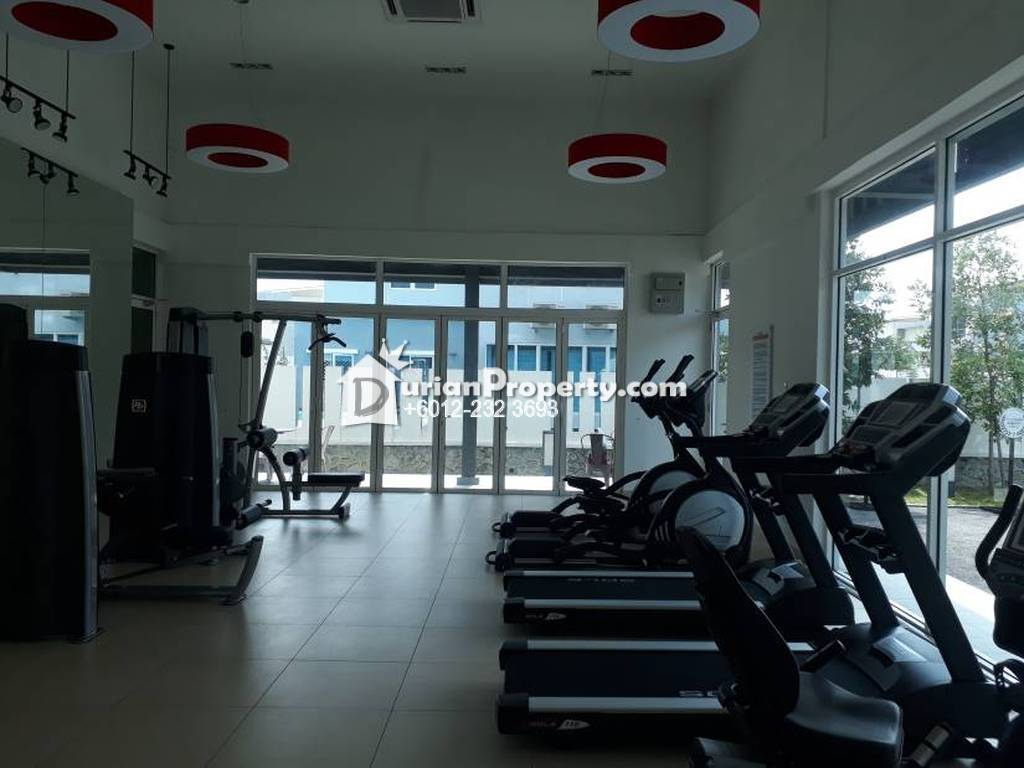 Bungalow House For Rent at Pelangi Heights, Mantin