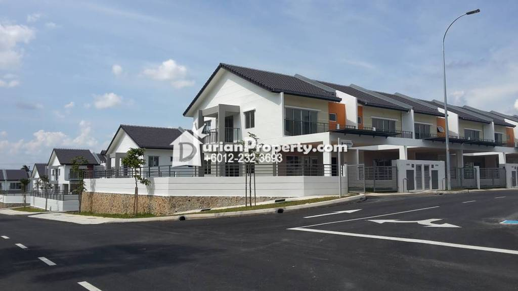 Terrace House For Rent at Pelangi Heights, Mantin