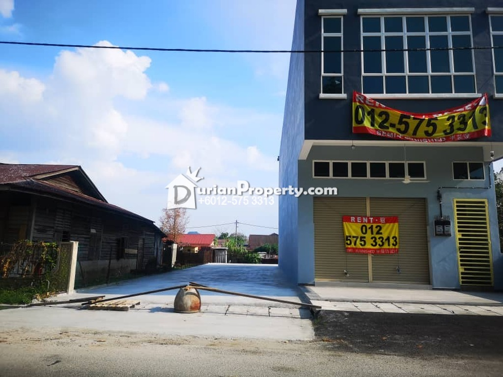 Shop For Rent at Bercham, Ipoh