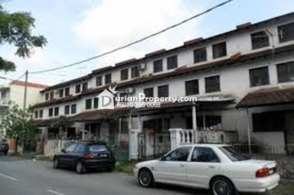 Terrace House For Rent at Desa Setapak, Setapak