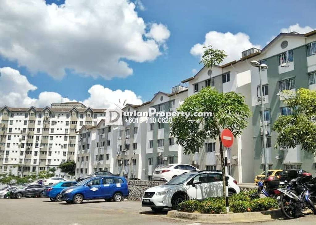 Apartment For Sale at Pangsapuri Mayang, PUJ 8