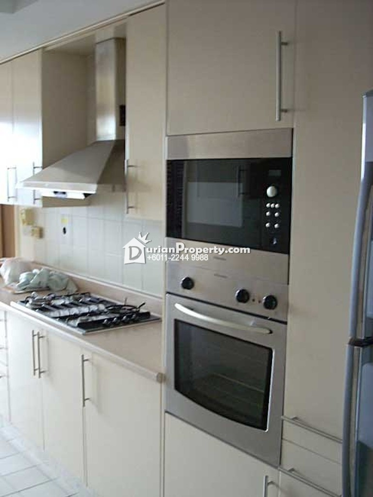 Serviced Residence For Rent at Hampshire Park, KLCC