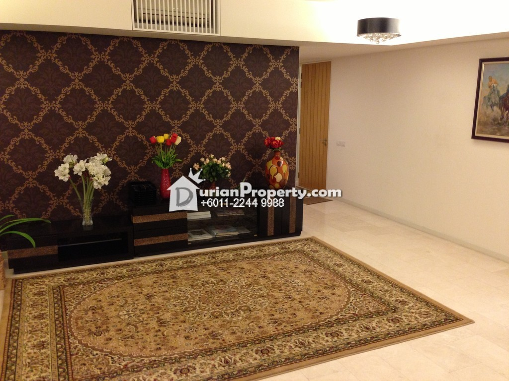 Serviced Residence For Rent at 2 Hampshire, KLCC