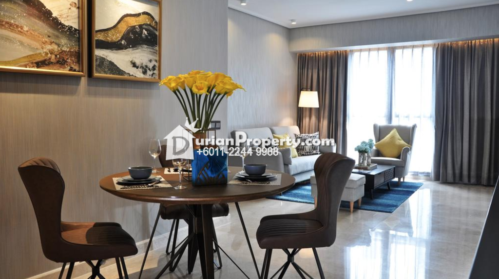 Serviced Residence For Sale at KL Trillion, KLCC