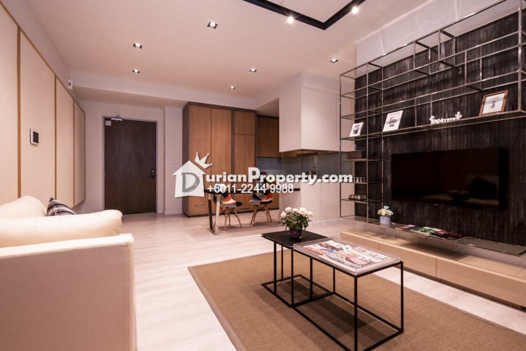 Condo Duplex For Rent at Expressionz Professional Suites, Kuala Lumpur
