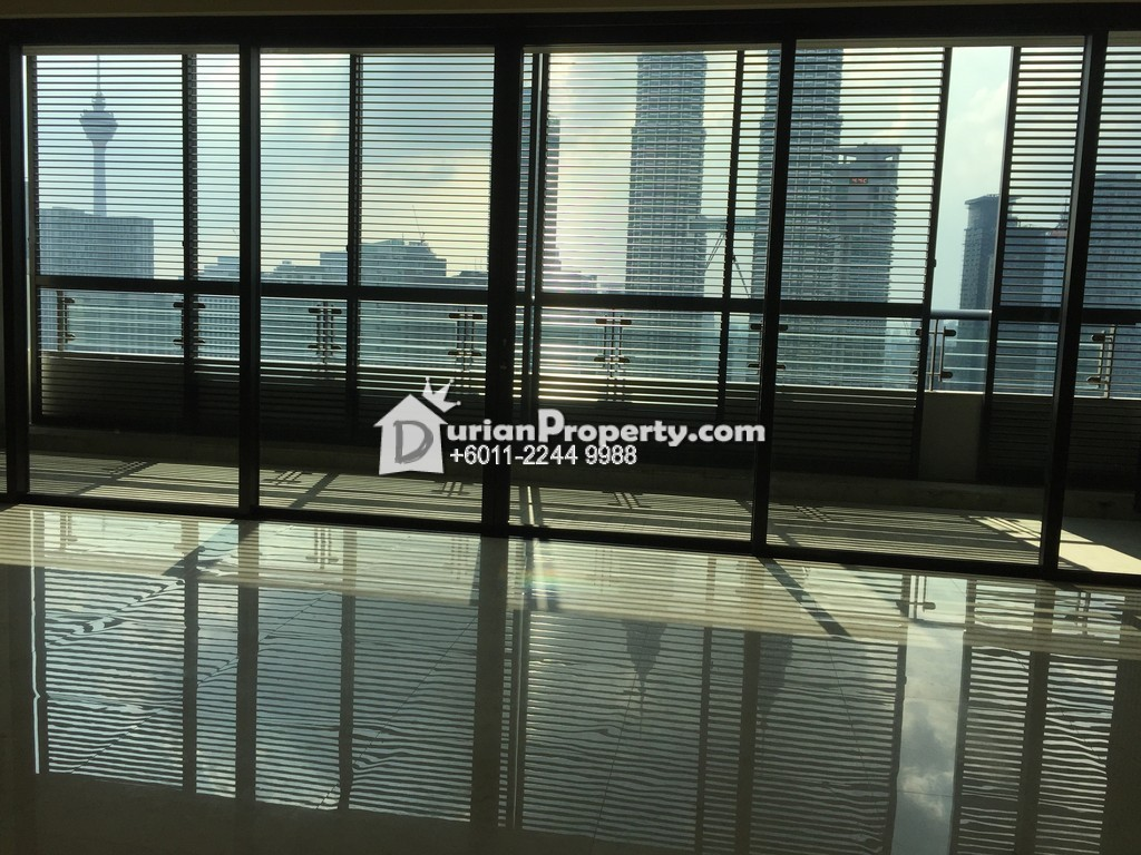 Serviced Residence For Sale at The Binjai, KLCC