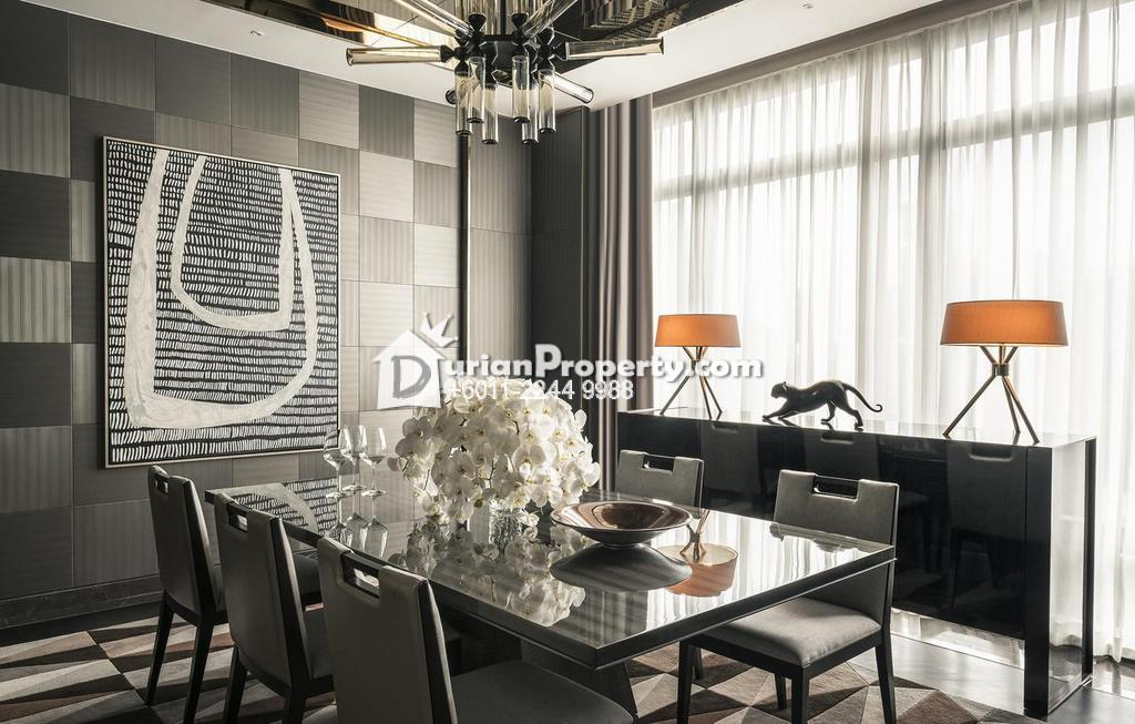 Serviced Residence For Rent at Four Seasons Place, KLCC