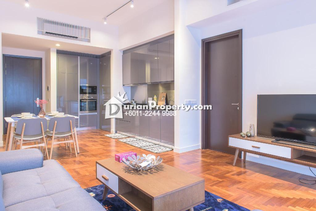 Serviced Residence For Sale at The Mews, KLCC