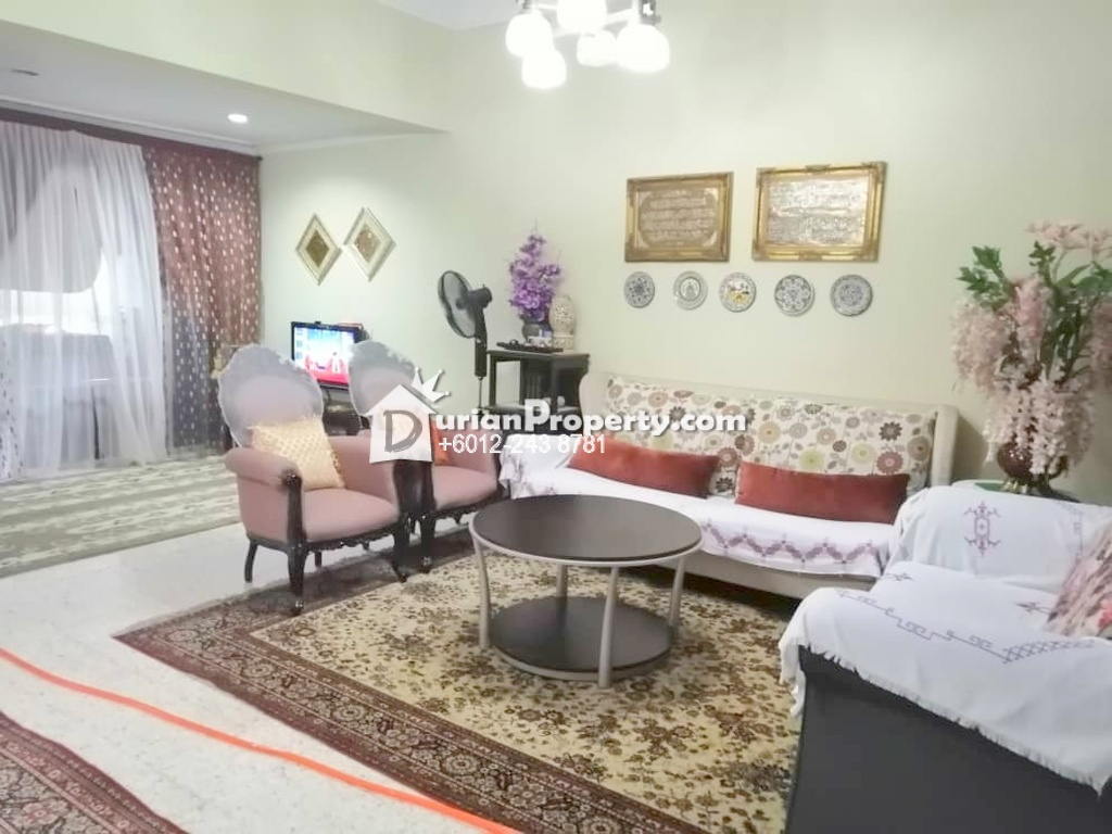 Terrace House For Sale at Taman Maluri, Cheras