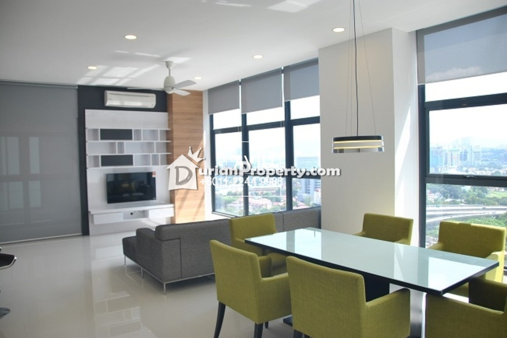 Serviced Residence For Rent at Mirage Residence, KLCC