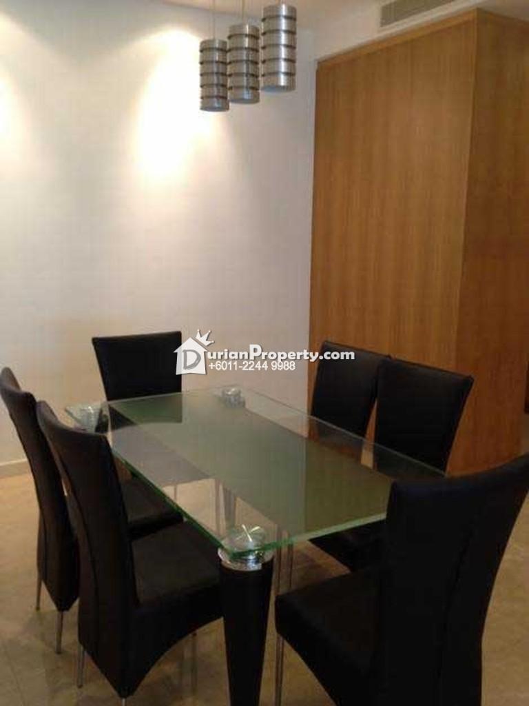 Serviced Residence For Sale at Binjai Residency, KLCC
