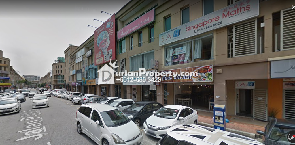 Shop Office For Sale at The Strand, Kota Damansara