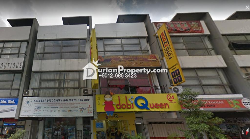 Shop Office For Sale at The Trillium, Sungai Besi