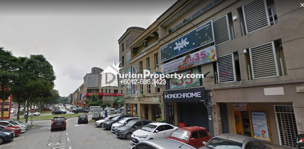 Shop Office For Sale at Dataran Sunway, Kota Damansara