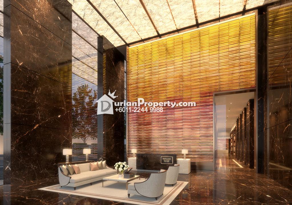 Serviced Residence For Sale at Pavilion Suites, Bukit Bintang
