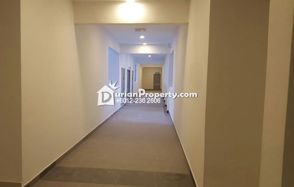 Condo For Sale at Zeta Deskye Residence, Jalan Ipoh