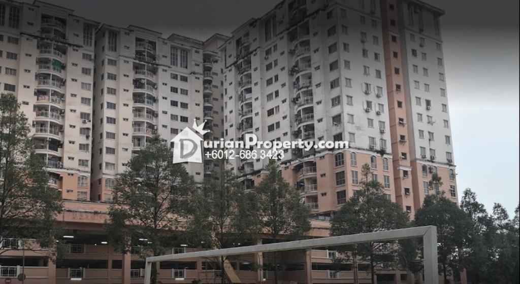 Apartment For Rent at Vista Saujana, Kepong
