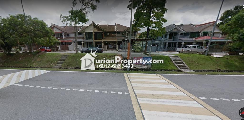 Terrace House For Sale at Taman Seri Taming, Bandar Tun Hussein Onn