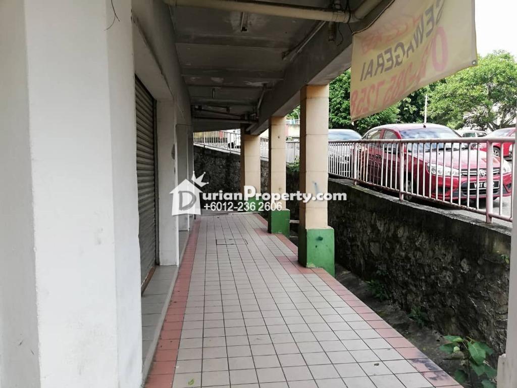 Shop For Rent at Taman Megah, Cheras South