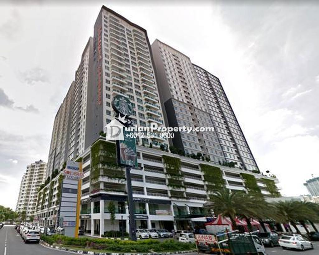 Condo For Auction at Solaria Residences, Bayan Lepas
