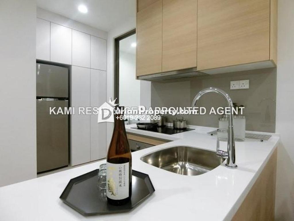Serviced Residence For Sale at KaMi @ Mont Kiara, Mont Kiara