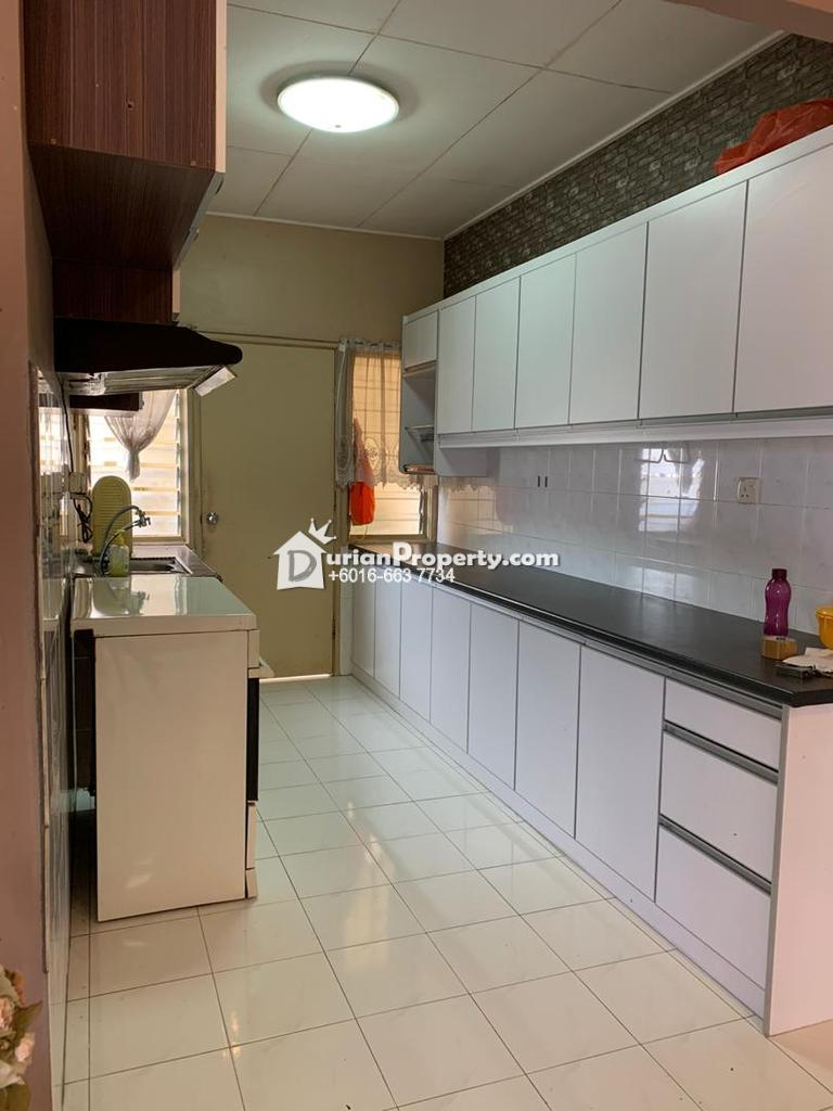 Apartment For Rent at Sri Baiduri Apartment, Ampang