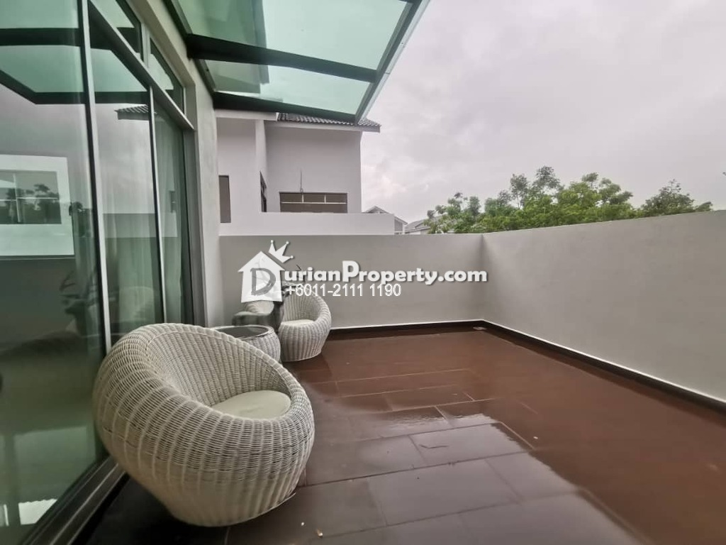 Terrace House For Sale at Taman Nuri Durian Tunggal, Durian Tunggal