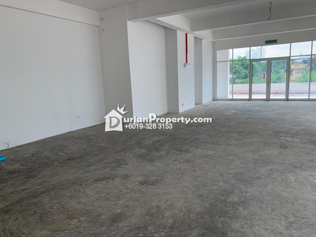 Shop Office For Sale at Boulevard Business Park, Jalan Ipoh