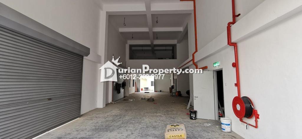 Semi-D Warehouse For Rent at Desa Tun Razak, Kuala Lumpur