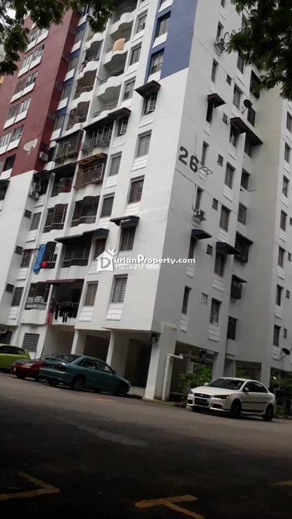 Apartment For Sale at Apartment Desa Tasik Fasa 1A, Sungai Besi