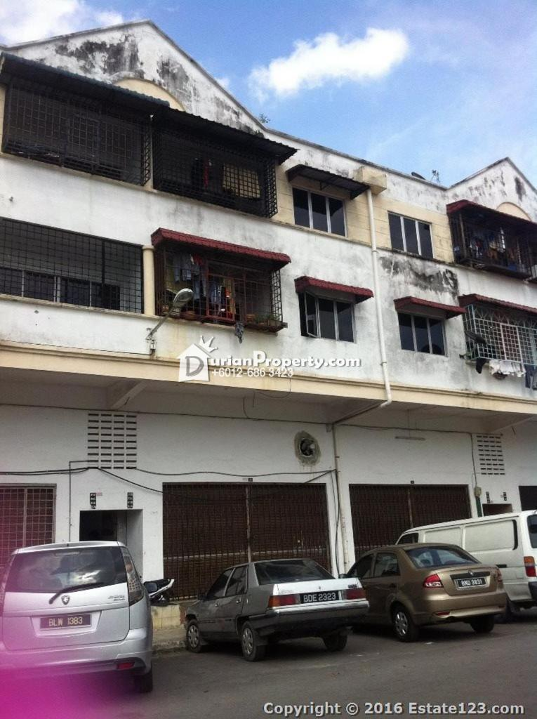 Shop Apartment For Sale at Kawasan 17, Klang