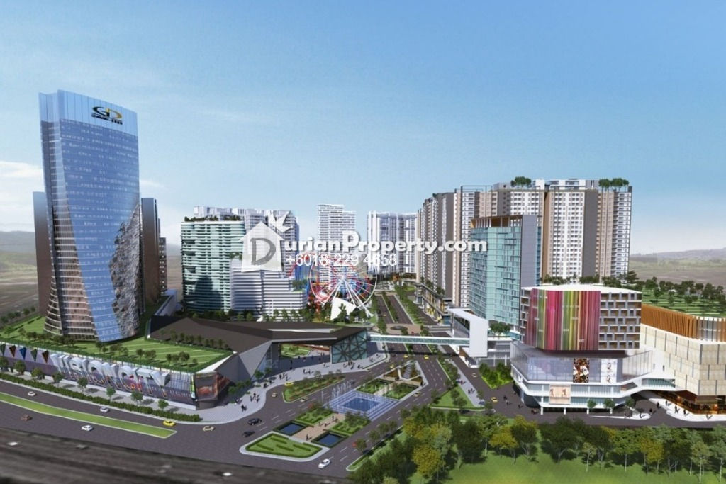 Condo For Sale at Youth City, Nilai