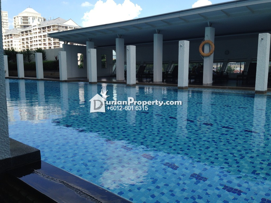 Serviced Residence For Sale at i-Zen Kiara I, Mont Kiara