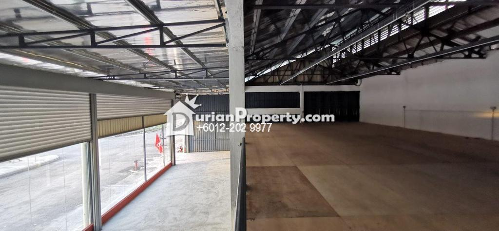 Terrace Factory For Rent at Taman Midah, Cheras