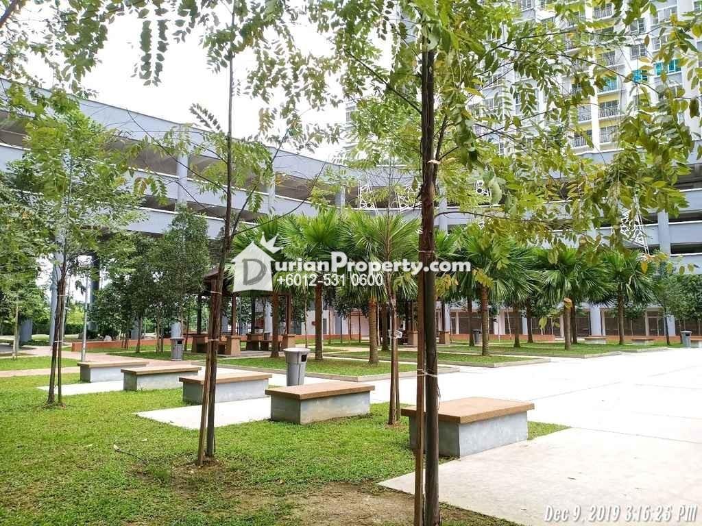 Apartment For Auction at Residensi PR1MA Alam Damai, Alam Damai
