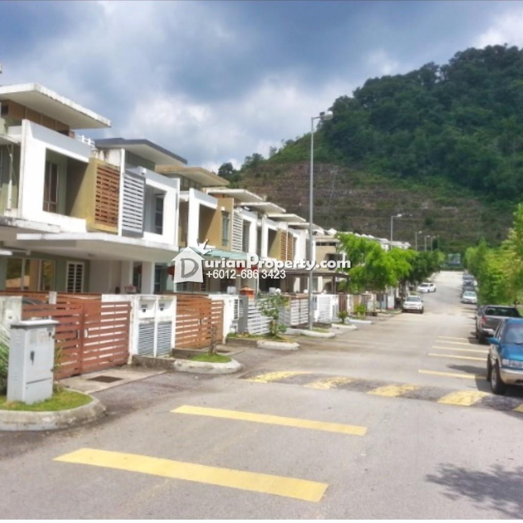 Terrace House For Sale at Ampang Saujana, Ampang
