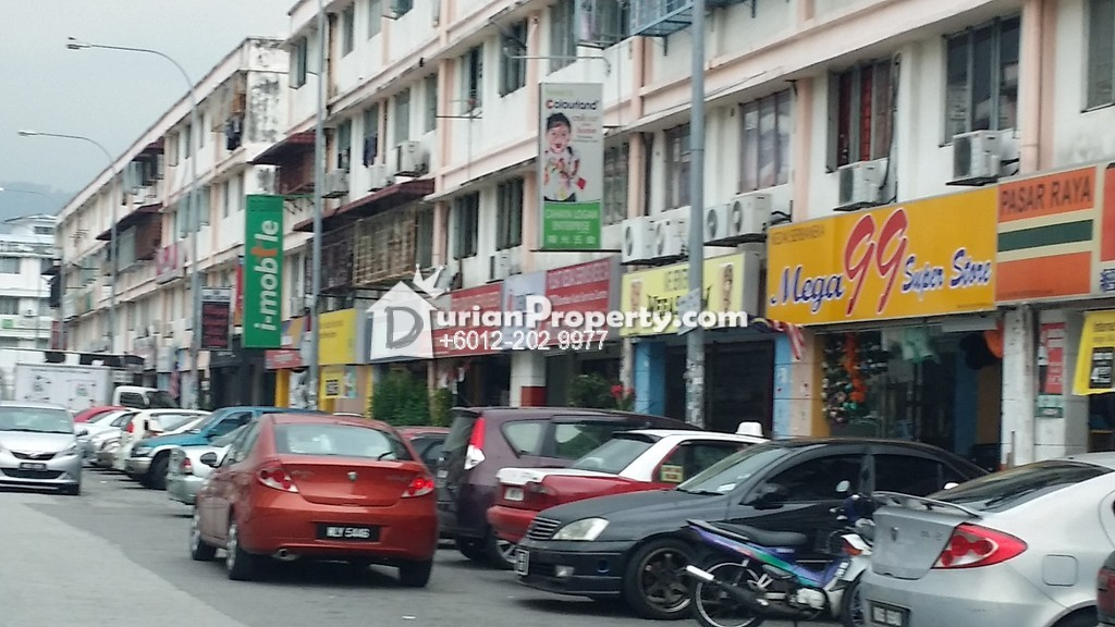 Shop For Rent at Pandan Cahaya, Pandan