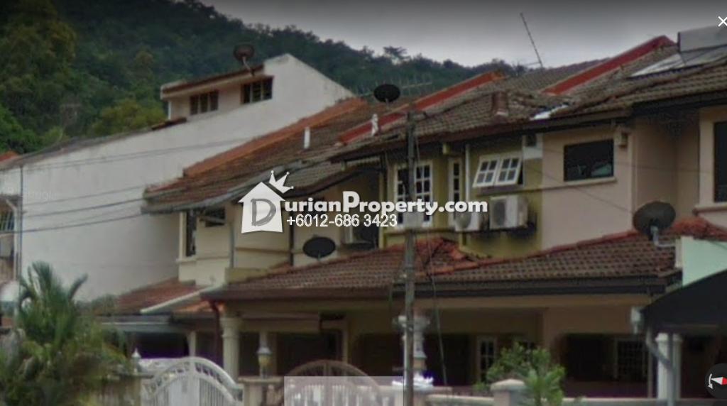 Terrace House For Sale at Bandar Baru Wangsa Maju, Wangsa Maju