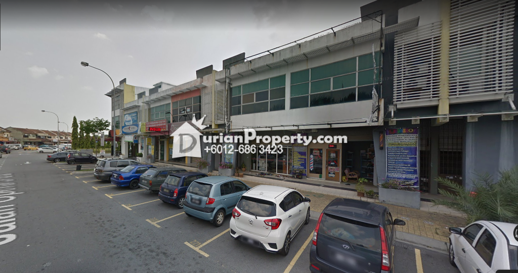 Shop Office For Sale at Seksyen u2, Shah Alam