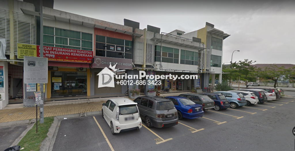 Shop Office For Rent at Seksyen u2, Shah Alam