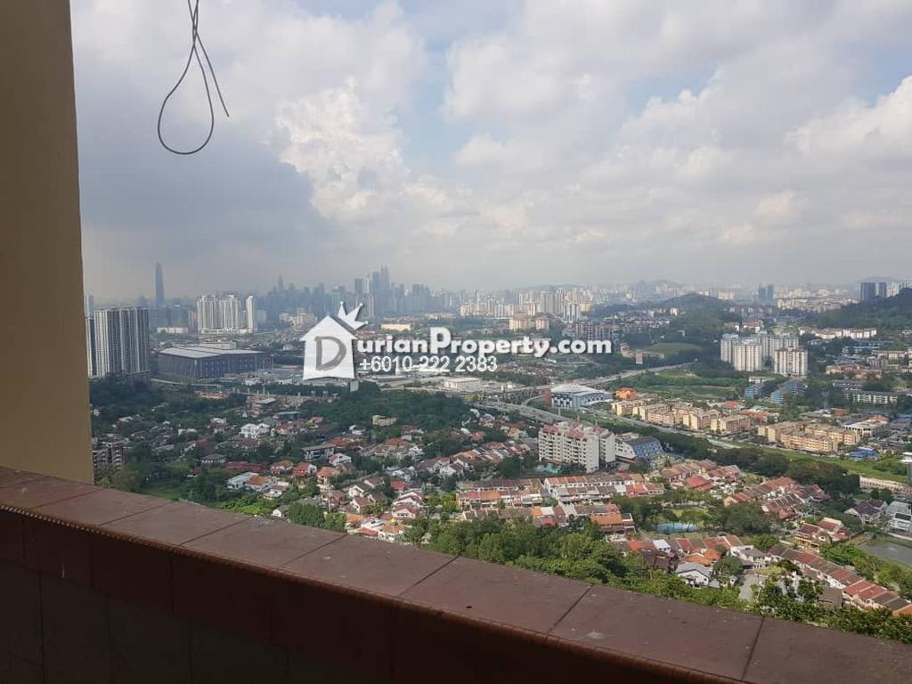 Condo For Sale at Puncak Athenaeum, Bukit Antarabangsa
