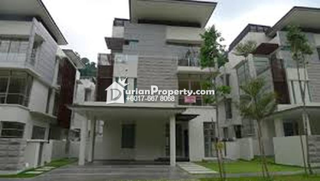 Bungalow House For Sale at The Valley TTDI, Ampang