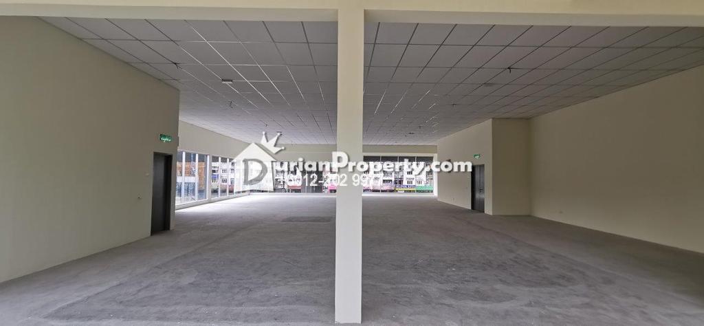 Retail Space For Rent at Ampang Waterfront, Ampang