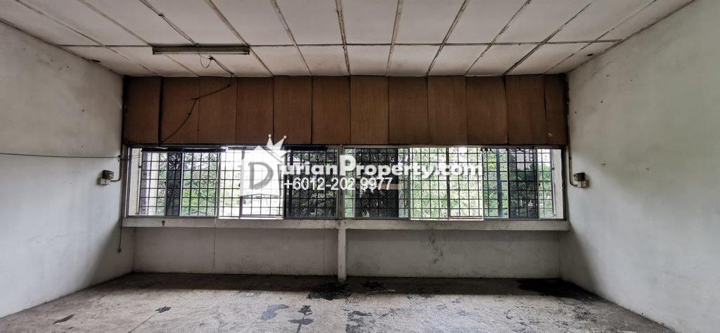 Terrace Factory For Rent at Taman Dagang, Ampang