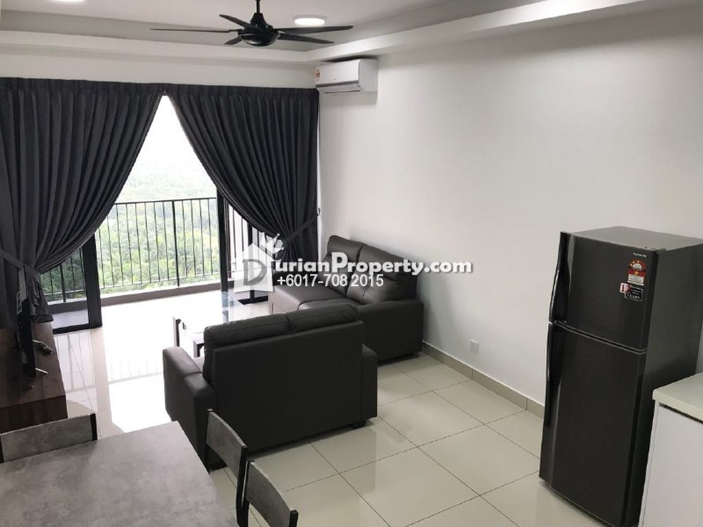 Condo For Rent at Citrine Residences, Sunway Iskandar