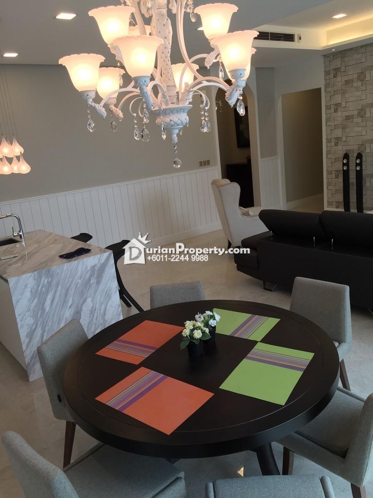 Serviced Residence For Rent at Quadro Residences, KLCC