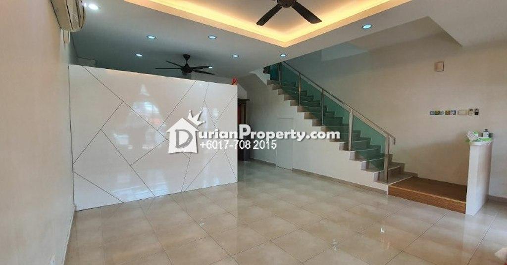 Terrace House For Sale at Taman Nusa Sentral, Nusajaya