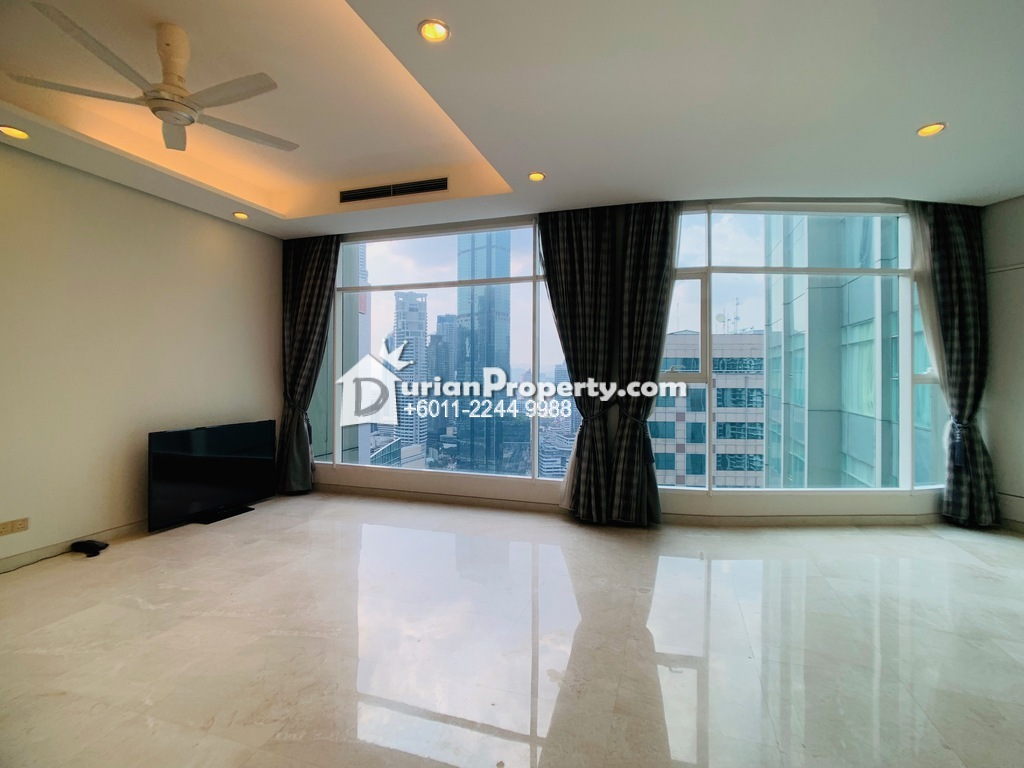 Serviced Residence For Rent at Quadro Residences, KLCC